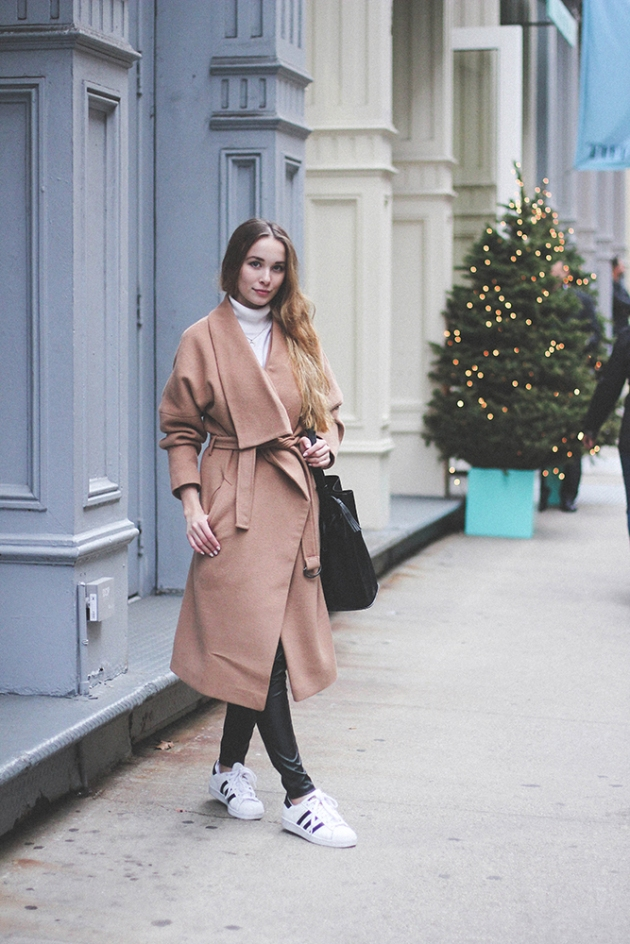 Eternally Inspired: Perfect Camel Coat