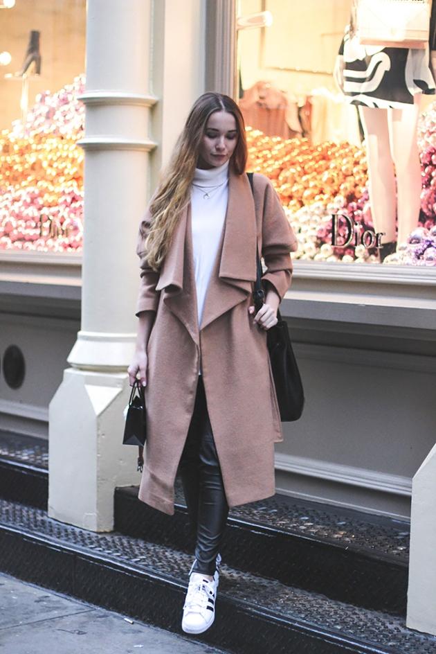 Eternally Inspired: Perfect Camel Coat