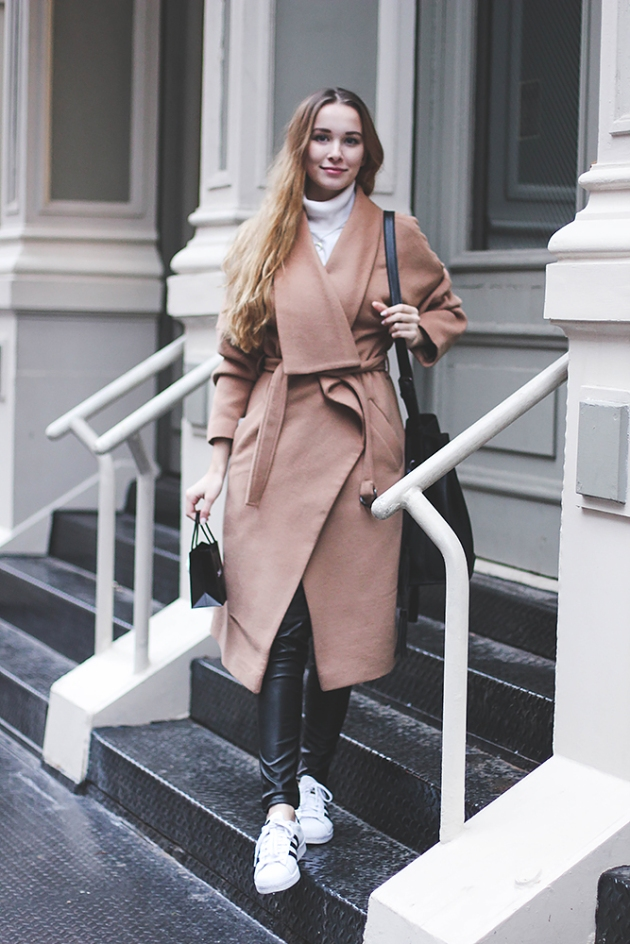 Eternally Inspired: Camel Coat